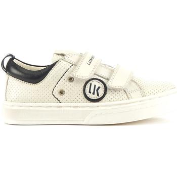 Zapatos Niños Zapatillas bajas Lumberjack SB28705 012 P15 Blanco