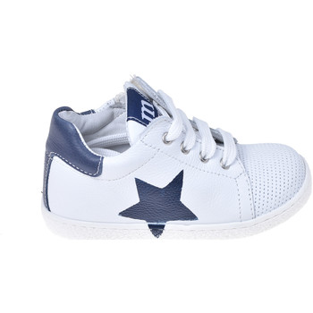 Zapatos Niños Zapatillas bajas Melania ME0902A9E.B Blanco