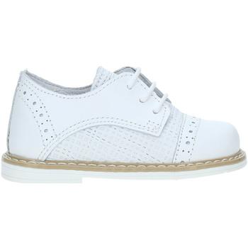 Zapatos Niños Derbie Melania ME1238B9E.B Blanco