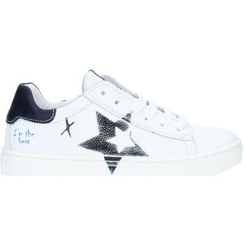 Zapatos Niños Zapatillas bajas Melania ME2247D9E.A Blanco