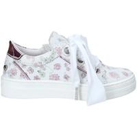 Zapatos Niños Zapatillas bajas Melania ME2272D9E.A Blanco