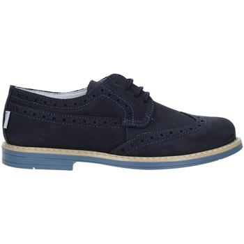 Zapatos Niños Derbie Melania ME6219F9E.K Azul