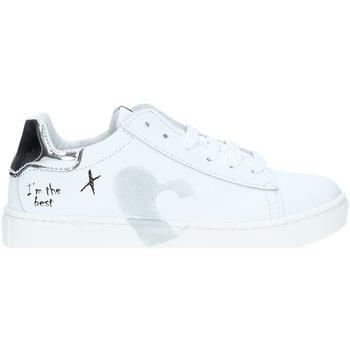 Zapatos Niños Zapatillas bajas Melania ME6246F9E.A Blanco