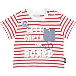 textil Niños Camisetas manga larga Chicco 09006680000000 Rojo