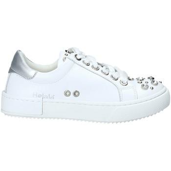 Zapatos Niños Zapatillas bajas Holalà HS0046L Blanco