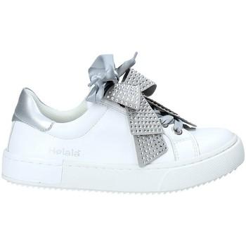 Zapatos Niños Zapatillas bajas Holalà HS0048L Blanco