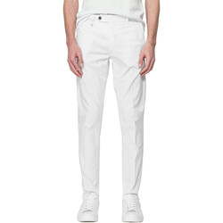 textil Hombre Pantalones chinos Antony Morato MMTR00496 FA800129 Blanco