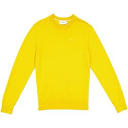 textil Hombre Jerséis Calvin Klein Jeans K10K104068 Amarillo