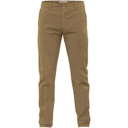 textil Hombre Pantalones chinos Navigare NV53079 Marrón