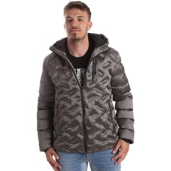 textil Hombre Plumas Gaudi 921FU35007 Gris
