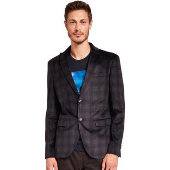 textil Hombre Chaquetas / Americana Gaudi 921FU35033 Negro
