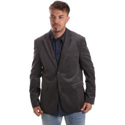 textil Hombre Chaquetas / Americana Gaudi 921FU35042 Gris