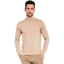textil Hombre Jerséis Gaudi 921FU53001 Beige