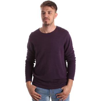 textil Hombre Jerséis Gaudi 921FU53017 Violeta