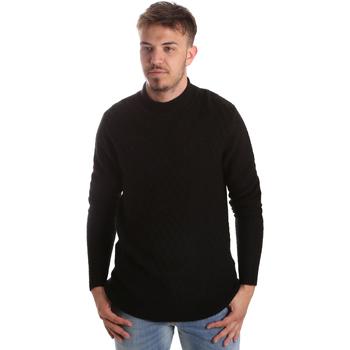 textil Hombre Jerséis Gaudi 921FU53025 Negro