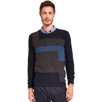 textil Hombre Jerséis Gaudi 921FU53044 Azul