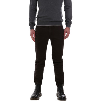 textil Hombre Pantalones chinos Gaudi 921FU25015 Marrón