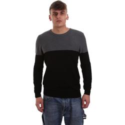 textil Hombre Jerséis Gaudi 921BU53010 Negro