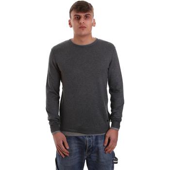 textil Hombre Jerséis Gaudi 921BU53036 Gris