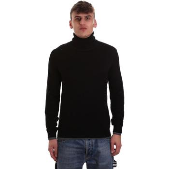 textil Hombre Jerséis Gaudi 921BU53040 Negro