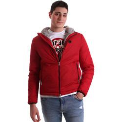 textil Hombre cazadoras Gaudi 921BU35006 Rojo