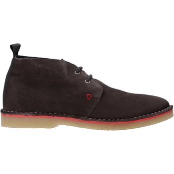 Zapatos Hombre Botas de caña baja Guess FM7ALE SUE09 Marrón