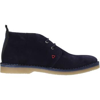 Zapatos Hombre Botas de caña baja Guess FM7ALE SUE09 Azul