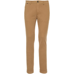 textil Hombre Pantalones chinos NeroGiardini A970550U Beige