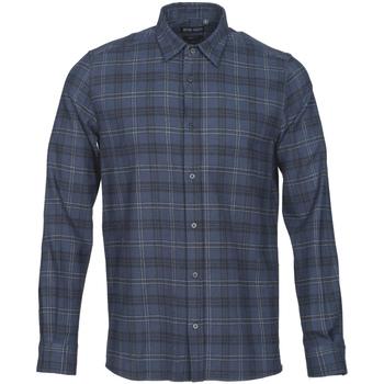 textil Hombre Camisas manga larga Antony Morato MMSL00551 FA410123 Azul