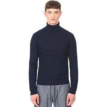 textil Hombre Jerséis Antony Morato MMSW00977 YA200055 Azul