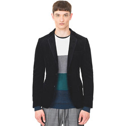 textil Hombre Chaquetas / Americana Antony Morato MMJA00406 FA300011 Azul