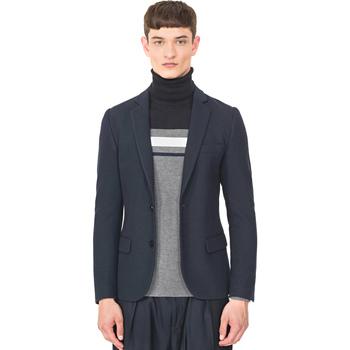 textil Hombre Chaquetas / Americana Antony Morato MMJA00407 FA100130 Azul