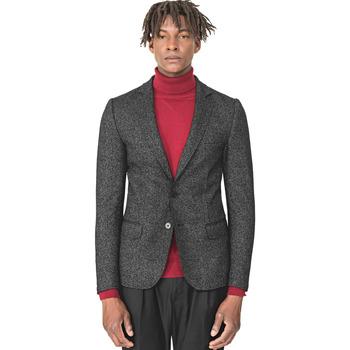 textil Hombre Chaquetas / Americana Antony Morato MMJA00408 FA140161 Negro