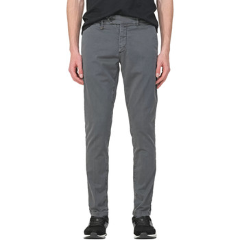 textil Hombre Pantalones chinos Antony Morato MMTR00496 FA800120 Gris