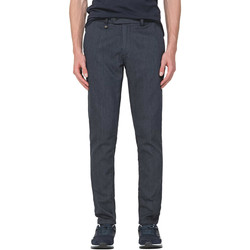 textil Hombre Pantalones chinos Antony Morato MMTR00496 FA850205 Azul