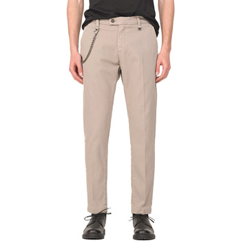 textil Hombre Pantalones chinos Antony Morato MMTR00526 FA800094 Beige