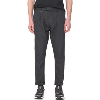 textil Hombre Pantalones chinos Antony Morato MMTR00500 FA850205 Negro