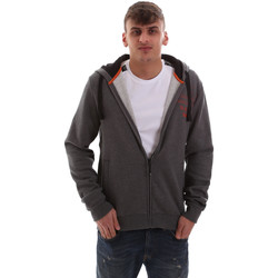 textil Hombre Sudaderas Ea7 Emporio Armani 6GPM20 PJ07Z Gris