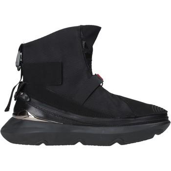 Zapatos Hombre Zapatillas altas Ea7 Emporio Armani X8Z020 XK123 Negro