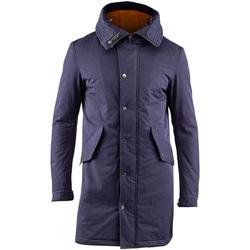 textil Hombre Parkas Lumberjack CM37821 003 505 Azul