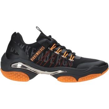 Zapatos Hombre Zapatillas bajas Bikkembergs B4BKM0039 Negro