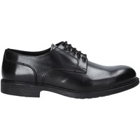 Zapatos Hombre Derbie Rogers 6500_4 Negro