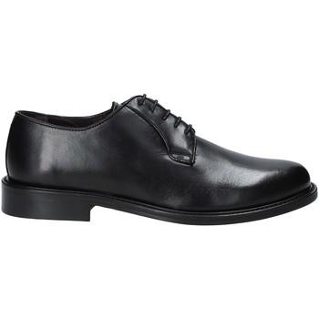 Zapatos Hombre Derbie Rogers 4000_4 Negro