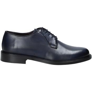 Zapatos Hombre Derbie Rogers 4000_4 Azul