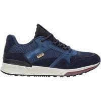Zapatos Hombre Zapatillas bajas Wrangler WM92200A Azul