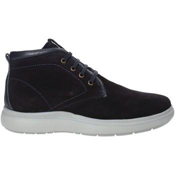 Zapatos Hombre Zapatillas altas Impronte IM92016A Azul