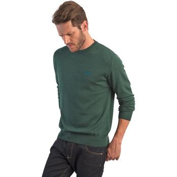 textil Hombre Jerséis La Martina OMS005 YW020 Verde