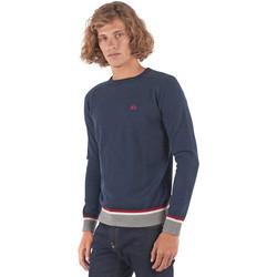 textil Hombre Jerséis La Martina OMS021 YW025 Azul
