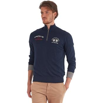textil Hombre Jerséis La Martina OMS317 YW025 Azul