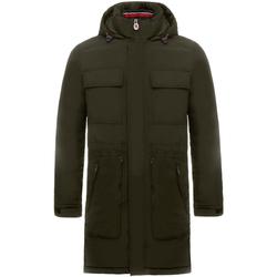 textil Hombre Abrigos Invicta 4432370/U Verde